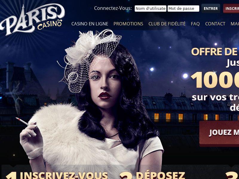 Paris Casino CPA FR