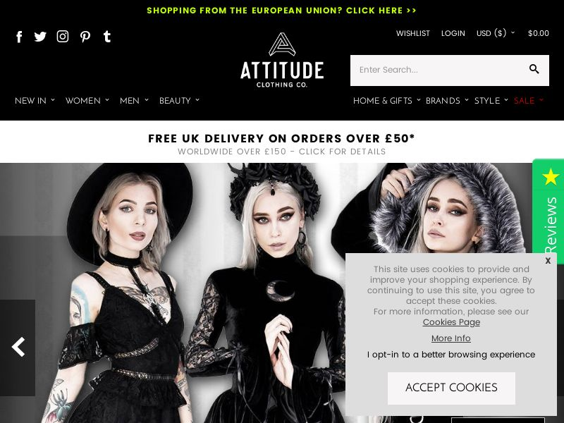 Attitude Clothing_WW