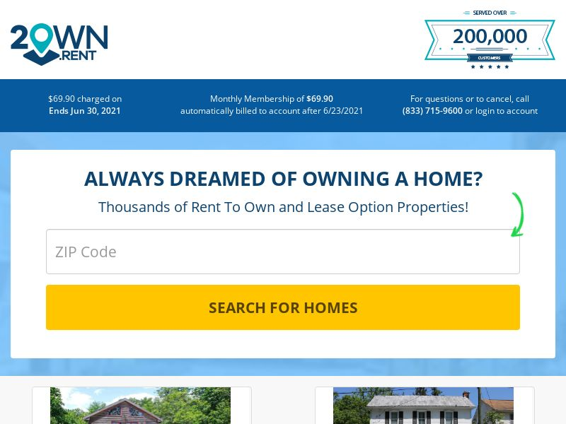 2Own.Rent (US) (CPL) (Personal Approval)