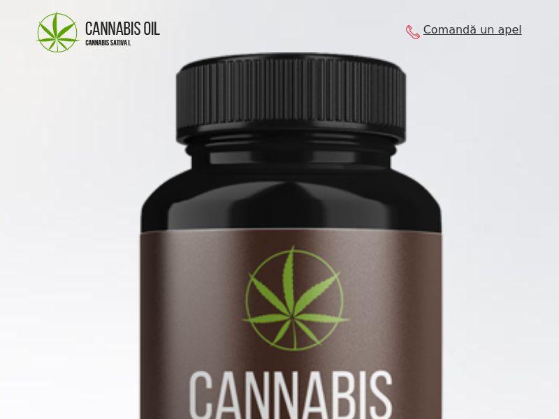 Cannabis Oil RO (hypertension)