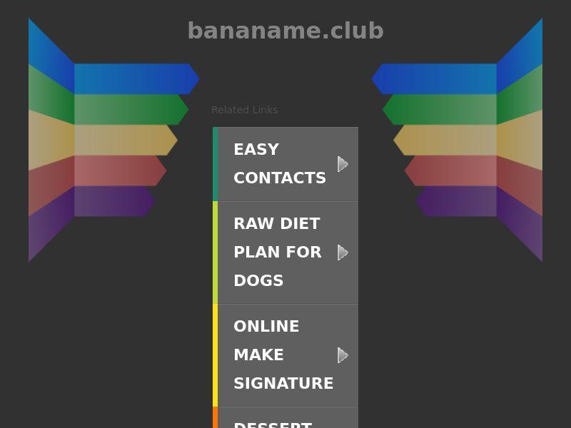 BananaMe - mobile - CPL SOI AU