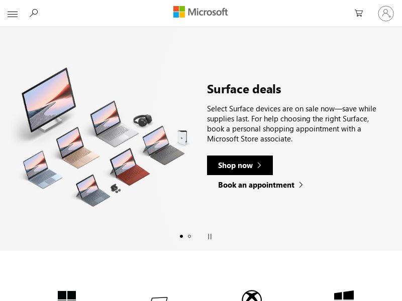 Microsoft DK CPS