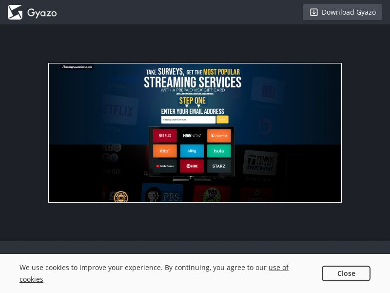 Streaming Services - INCENT - US