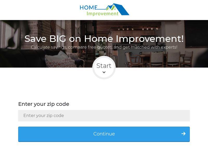 US - Save BIG on Home Improvement - Windows