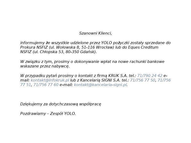 yolo (yolo.pl)