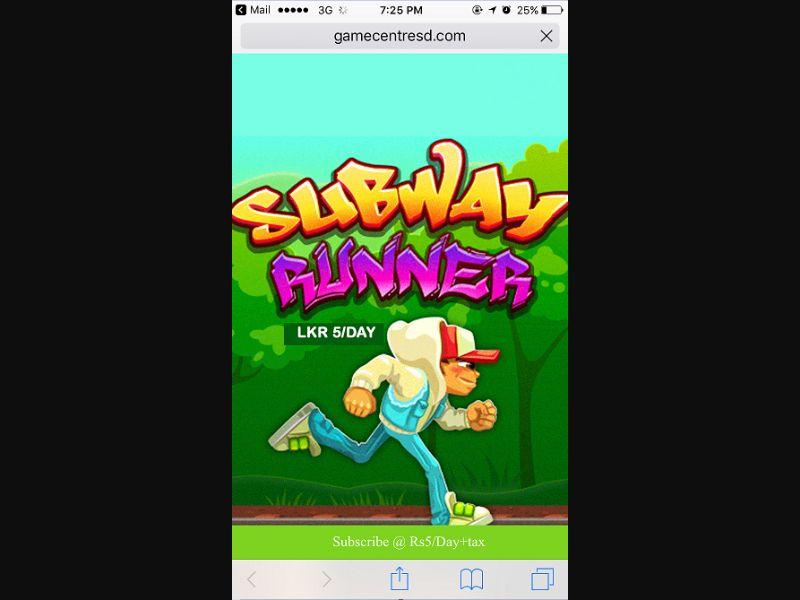 Subway Runner (LK)