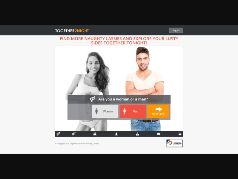 Together2night - UK MOBILE /w device redirect
