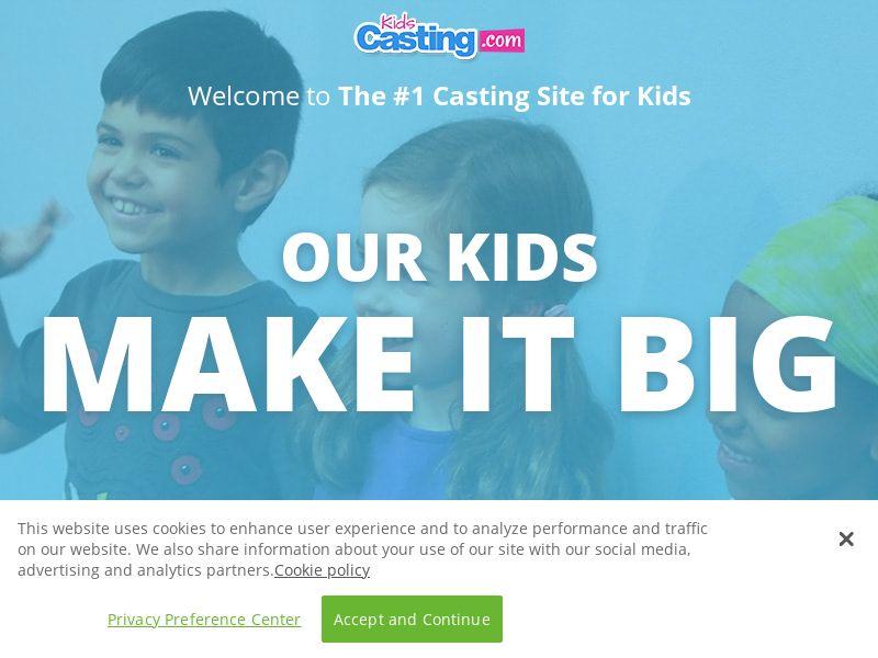 KidsCasting (CPL) (US) (CA)