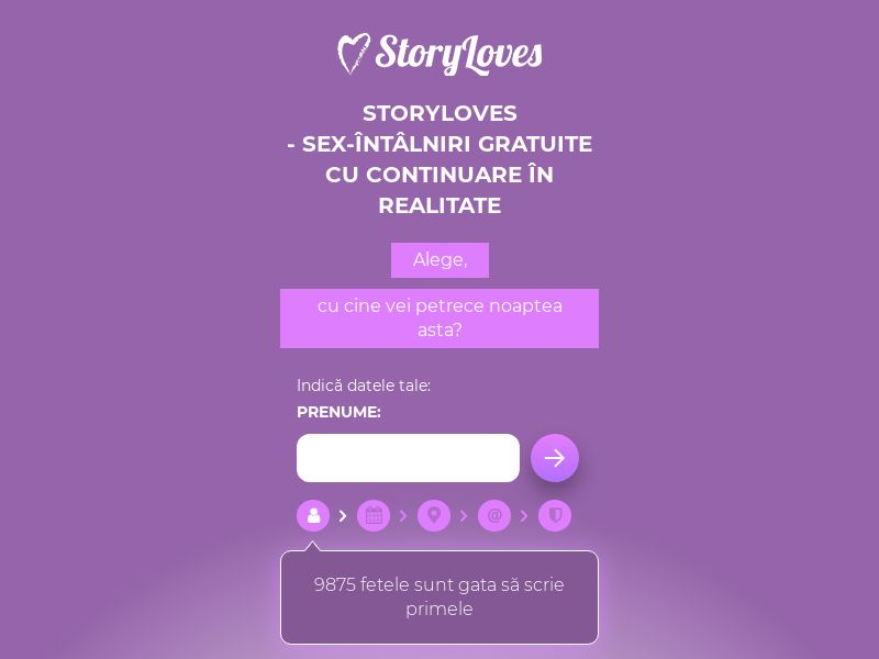 Storyloves Ad (Violet hearts milf) - IT