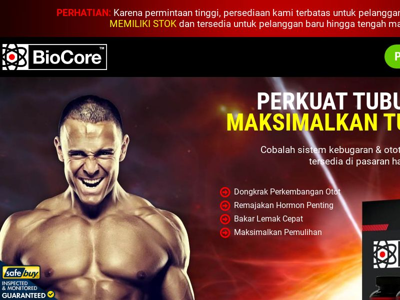 BioCore - INDONESIAN - (Muscle)