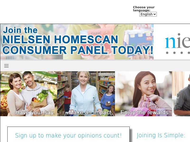 Homescan Consumer Panel - CA