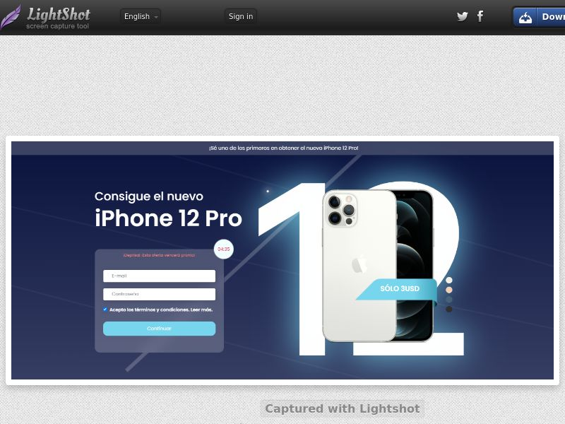 Builder - iPhone 12 Pro - LP2 (SV, EC) (Trial) (Personal Approval)