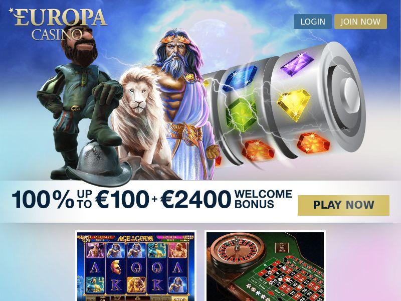 Europa Casino   FTD   Global