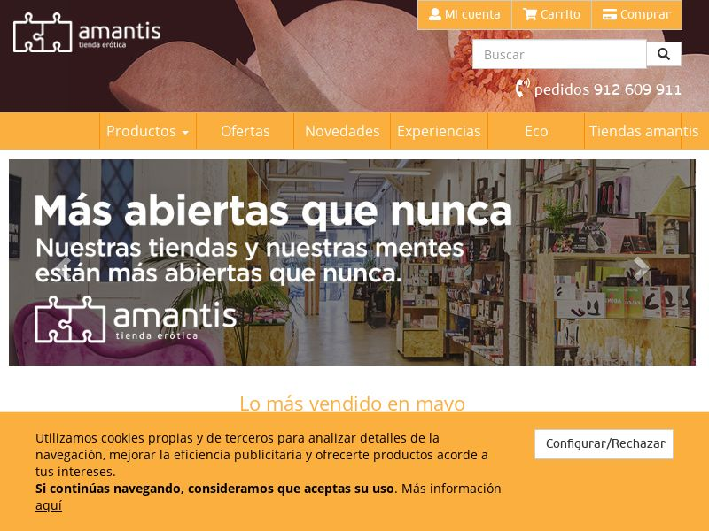 Amantis - ES (ES), [CPS]