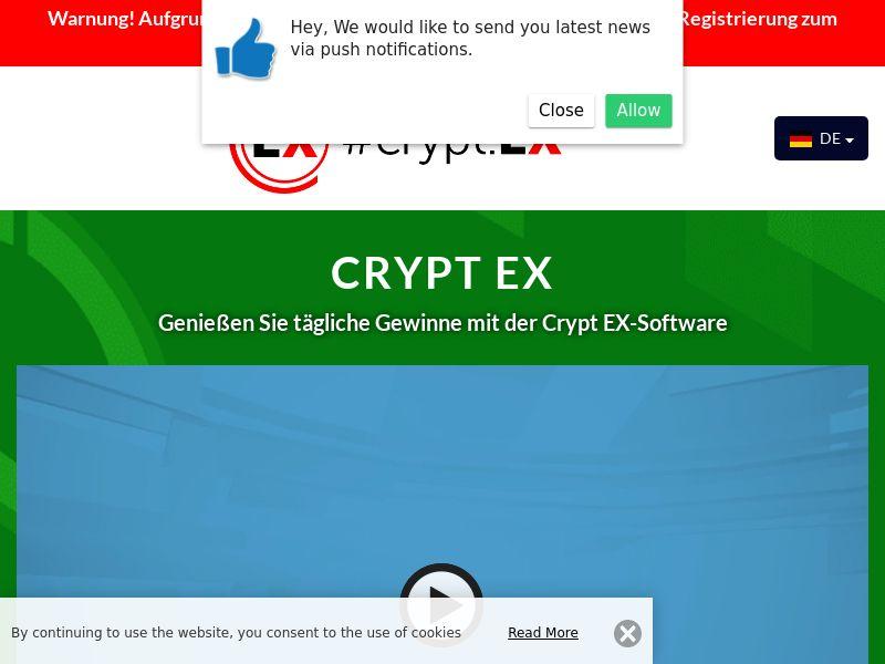 Crypt EX German 2013