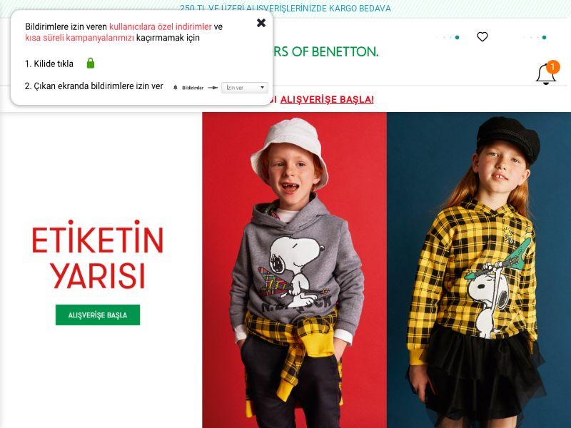 Benetton [CPS]