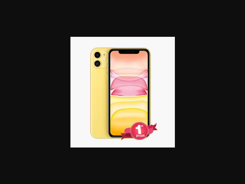 Gift iPhone 11 [Click2SMS]