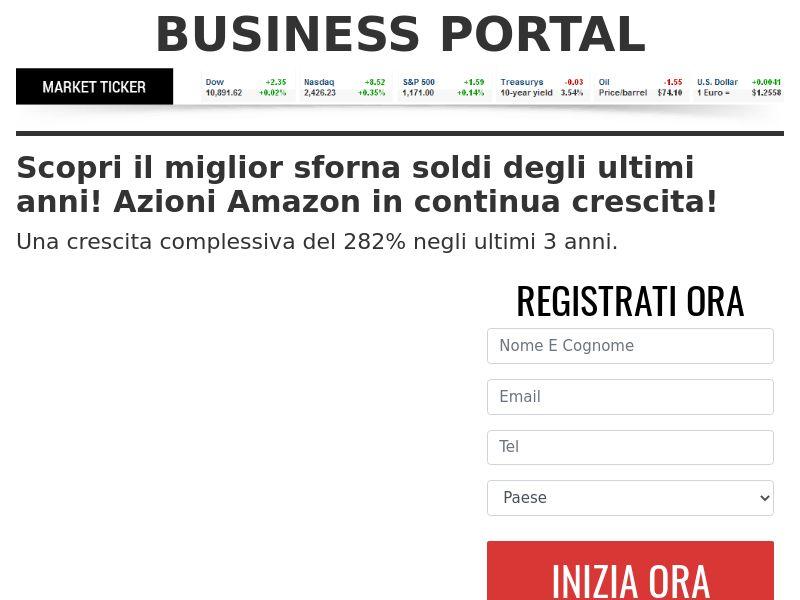 Business portal amazon CPL IT