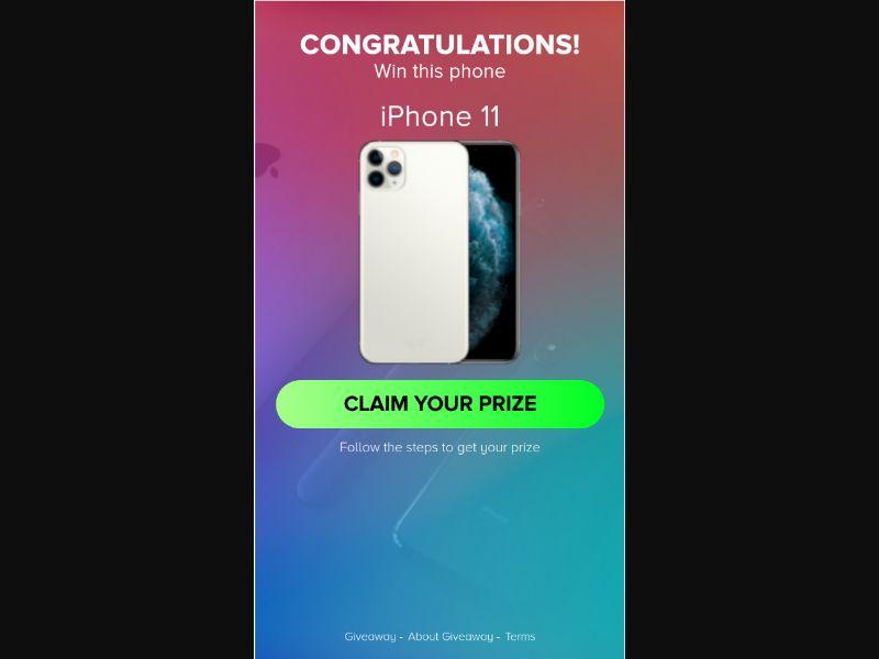 Win iPhone 11 ()