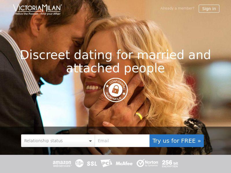 Dating - Victoria Milan - CPS (SE,NO,DK,FI,NL,BE,AU,UK)
