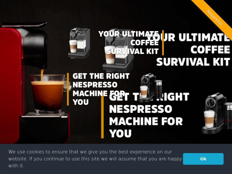 Nespresso - UK (GB), [CPL]