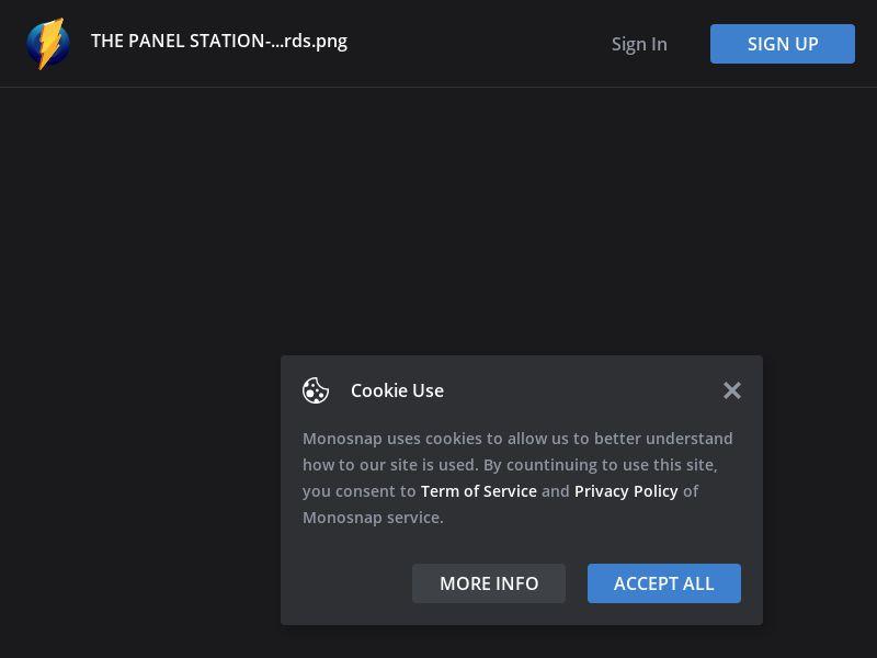 United Kingdom (UK) - The Panel Station - Registration (Responsive)
