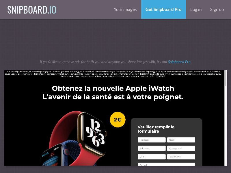 41016 - FR - BigEntry - Apple iWatch - CC submit