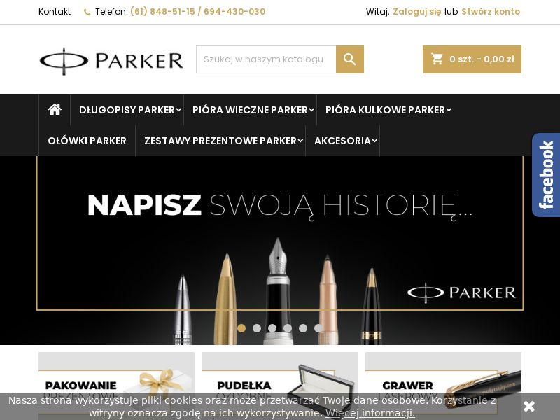 Salon Parker - PL (PL), [CPS], Accessories and additions, Presents, Sell, shop, gift