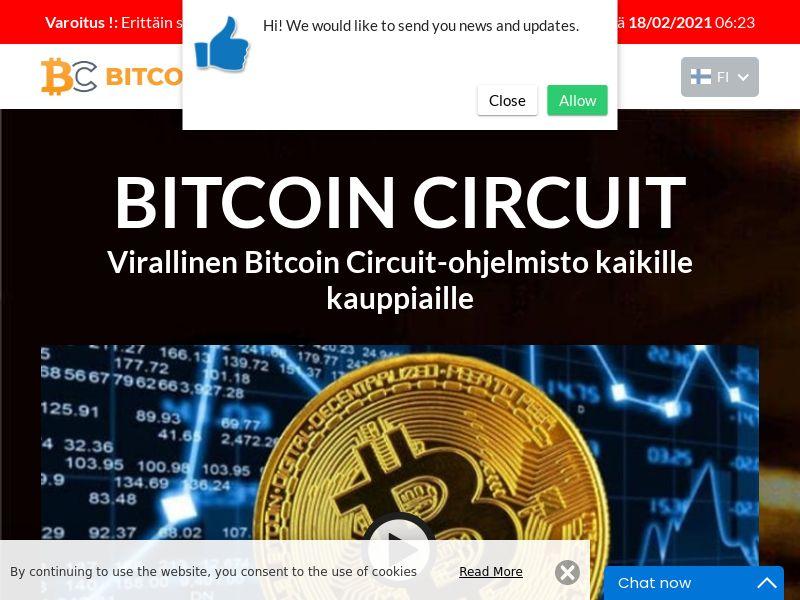 Bitcoin Circuit Pro Now Finnish 1013