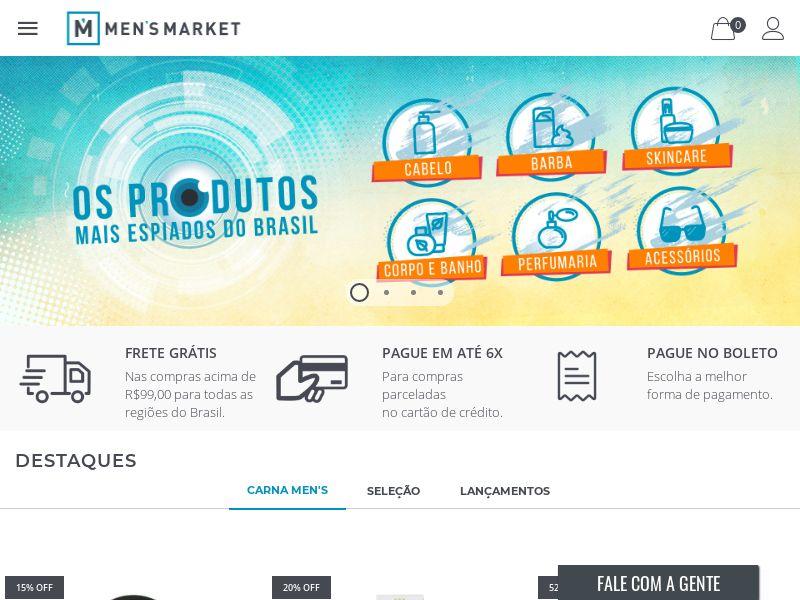 Men s Market BR CPS