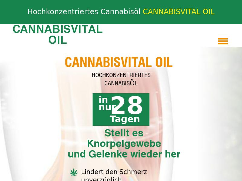 CANNABISVITAL OIL AT