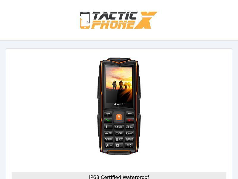 TacticPhoneX INTL - All Languages