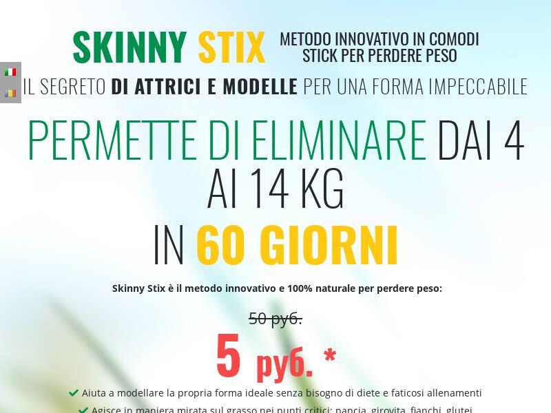 10262) [WEB+WAP] Skinny Stix - IT - COD