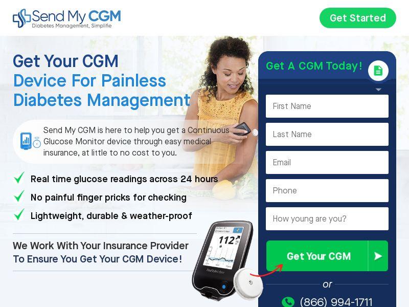 Send My CGM (CPL) - US
