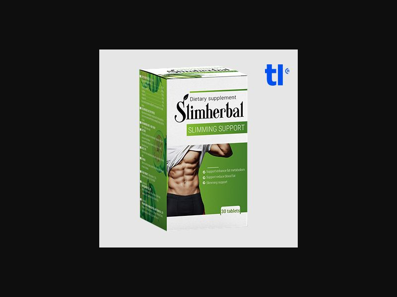 Slimherbal​ - weightloss - CPA - COD - Nutra