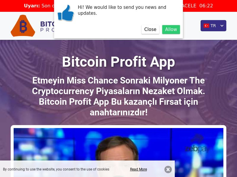 Bitcoin Profit Pro Turkish 2293