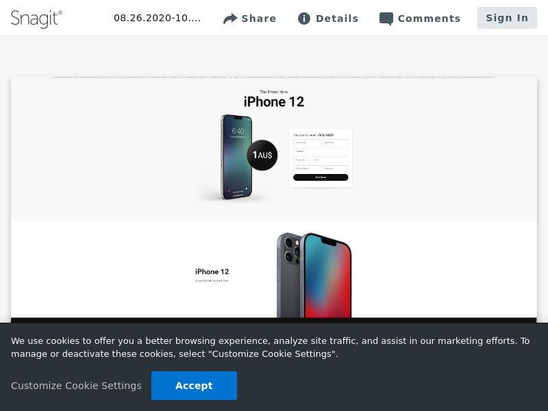 winlotsofthings iPhone 12 | KR
