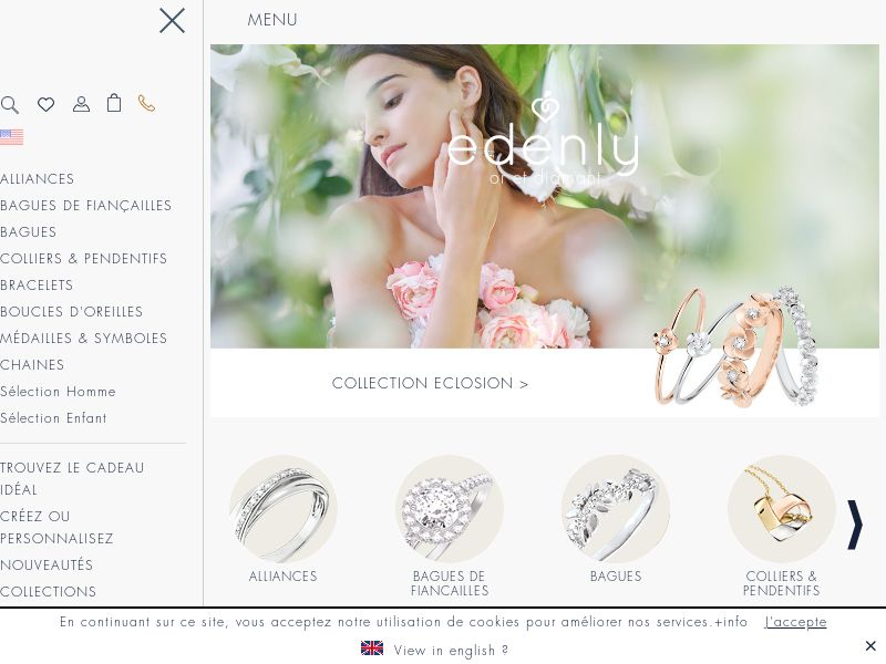 Edenly - FR (FR), [CPS], Accessories and additions, Accessories, Jewelry, Presents, Sell, shop, gift