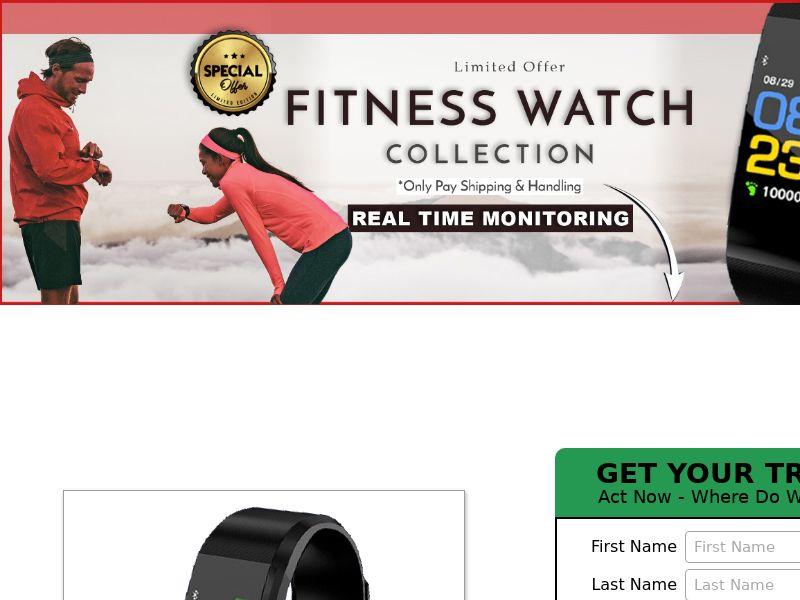 Moxie Fitness Watch (Trial) - US
