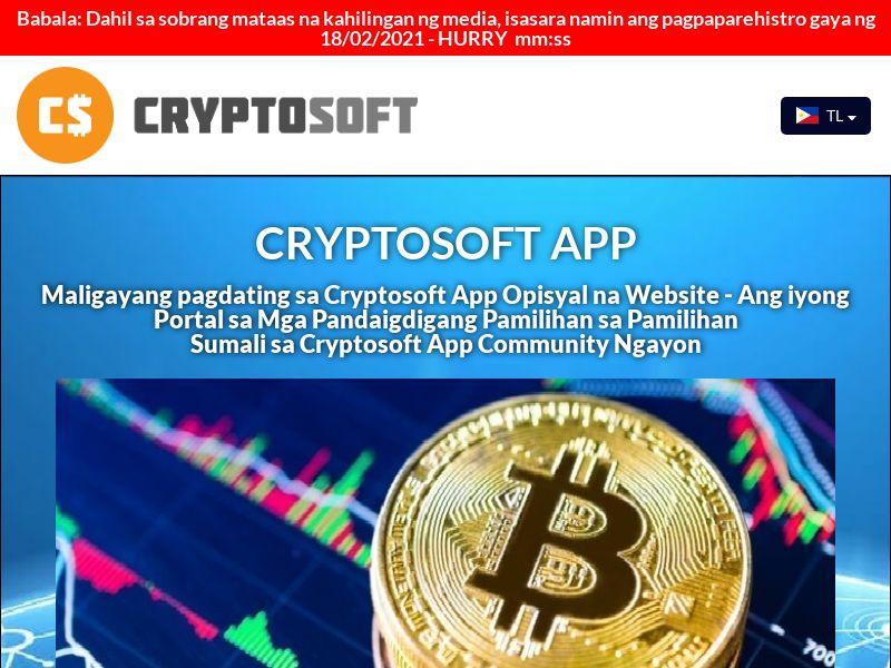 Cryptosoft App Filipino 2979