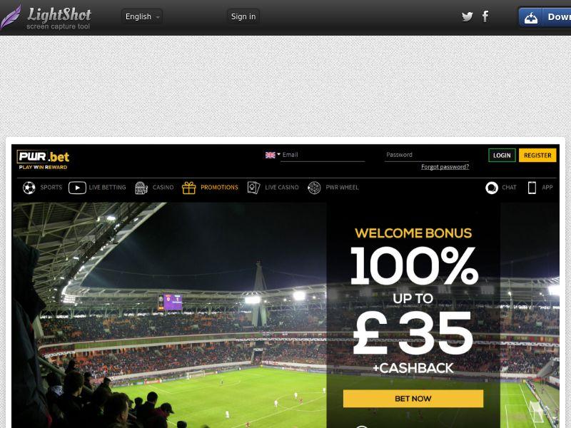 [WEB/MOB] PWR.bet Sportsbook CPA /UK