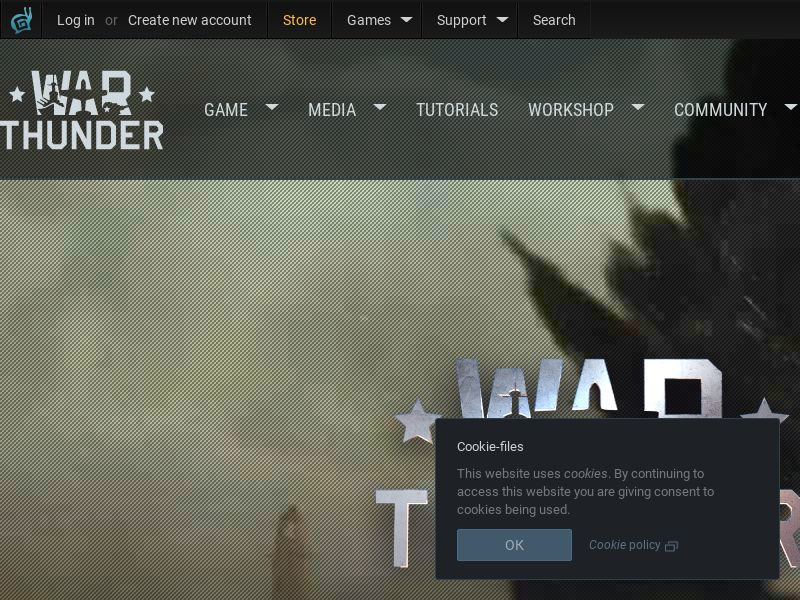 WarThunder - Tutorial (MultiGeo), [CPA], Entertainment, Games, Client games, game