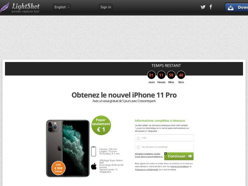Iphone 11 Pro / WW