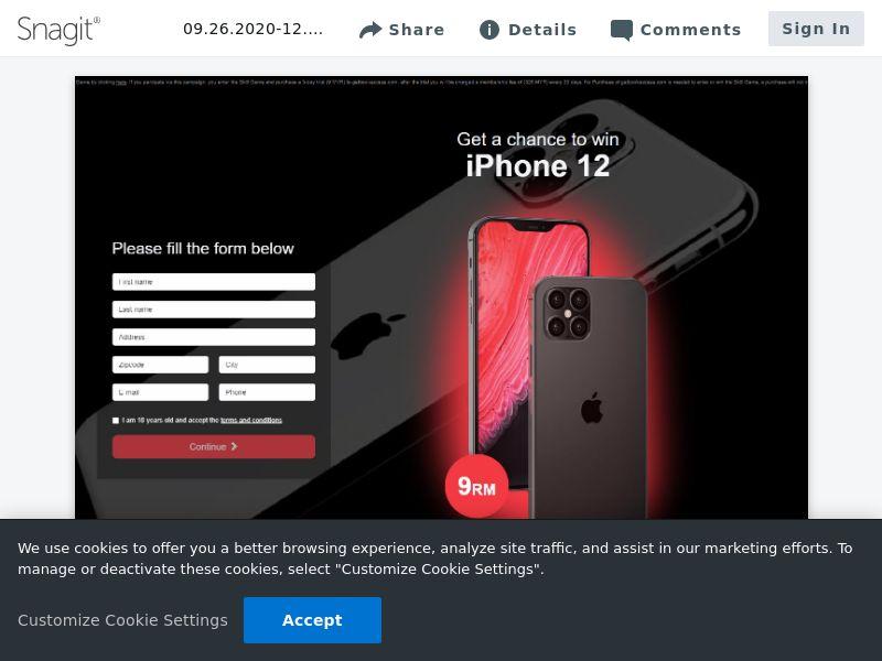 iPhone 12 v1 | MY