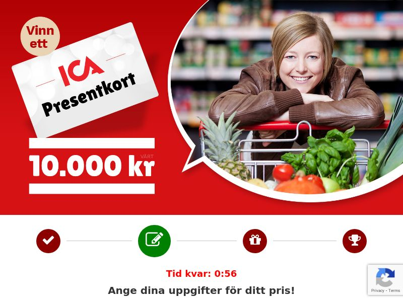 12084) [WEB+WAP] ICA supermarket - SE - CPL