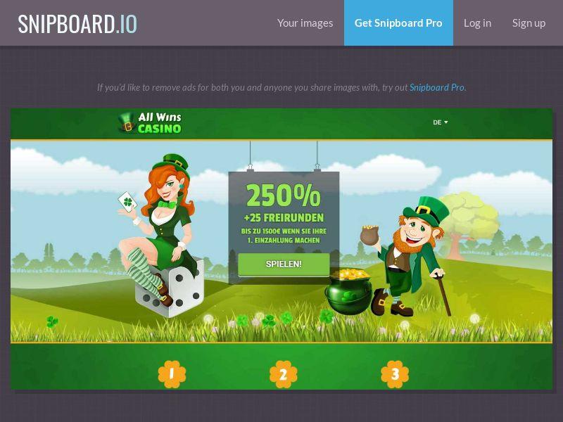 37932 - AT - All wins casino - CPL (min FTD 20 EUR)