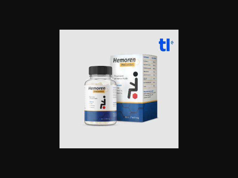 Hemoren Pro Comfort - health - CPA - COD - Nutra