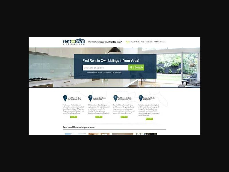 Rent To Own Listingz CPL (US)