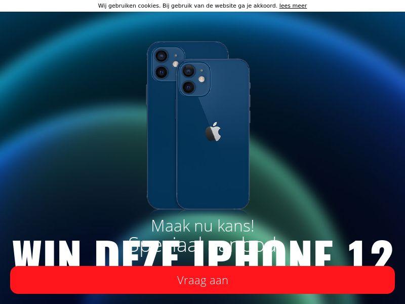 iPhone 12 Contest - NL