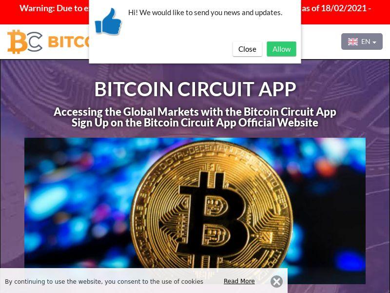 The Bitcoin Circuit Danish 2341